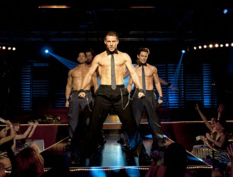 channing tatum as magic mike