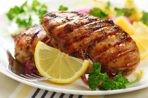 Marinades - Low Fat Recipes - Marinated Chicken