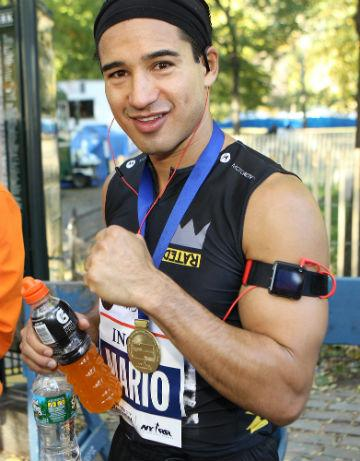 Mario Lopez marathon