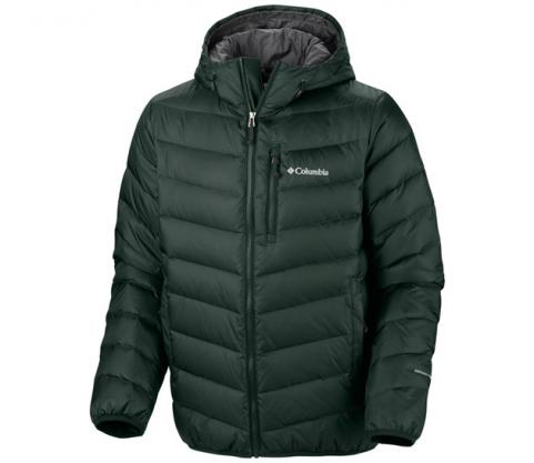 Columbia Hellfire Down Jacket