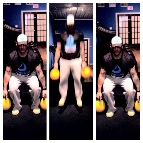Kettlebell Speed and Power Complex
