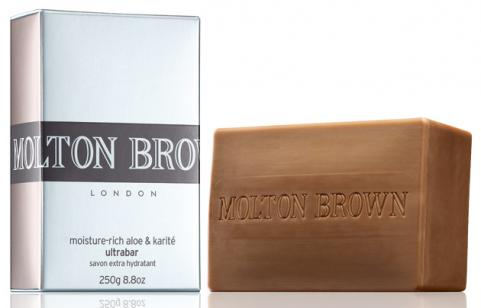 Molton Brown Moisture-Rich Aloe &amp; Karite Ultrabar