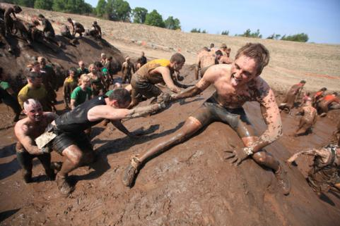Tough Mudder Mud Mile Minnesota