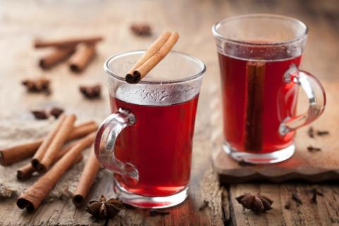 hot holiday dates: drink mulled wine