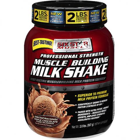 Muscle Building Milkshake