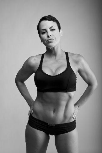 Barry's Bootcamp trainer Natalie Raitano