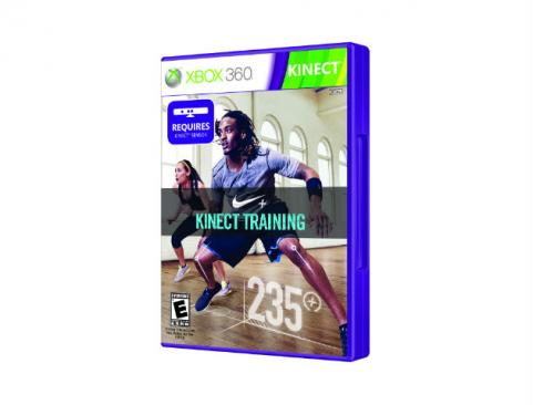 Nike+ Kinect Training Video Game