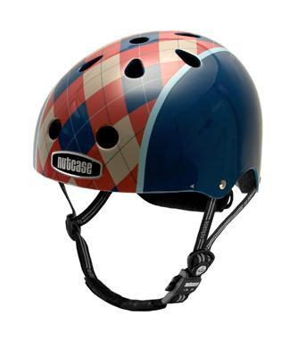 American Argyle Nut Case Helmets