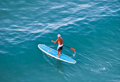 Top 10 SUP Spots - Oahu, Hawaii