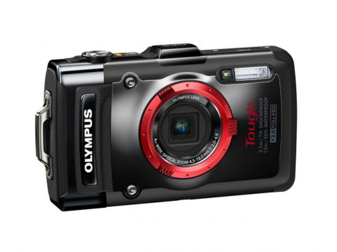 Olympus TG-2 iHS hd camera