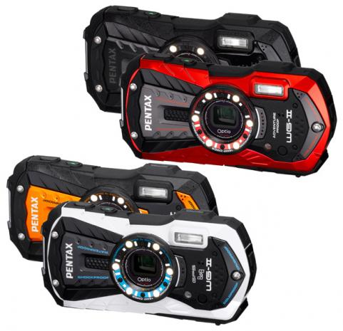 PENTAX WG-2 GPS