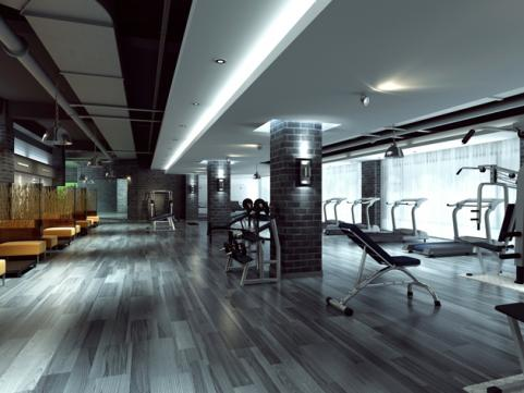 Modern Gym