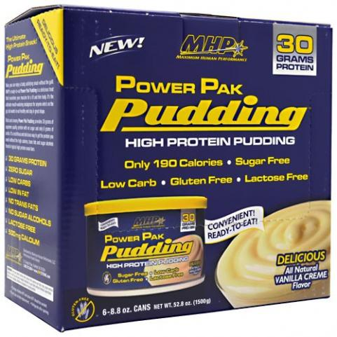 Power Pak Pudding - MHP