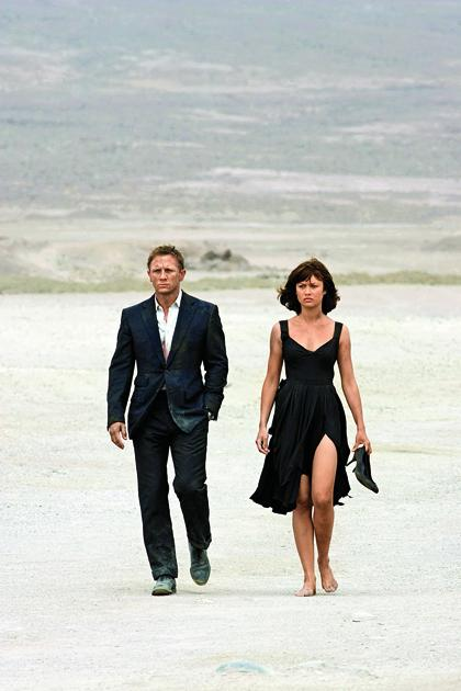 #21 Quantum of Solace (2008)