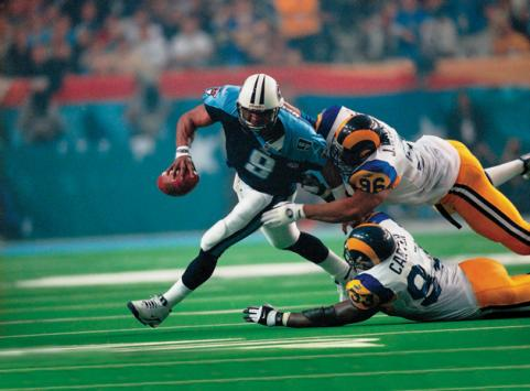 Super Bowl XXXIV Rams v Titans