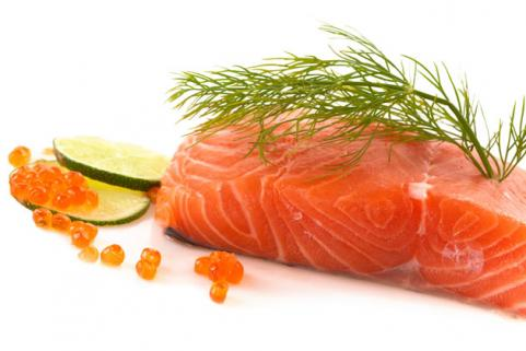 Protein Source: Salmon