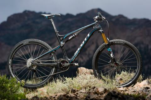 Scott Genius 710 Mountain Bike