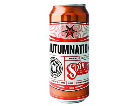 Six Point Brewery Autumnation