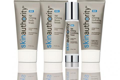 Skin Authority MAN Age Defying Kit