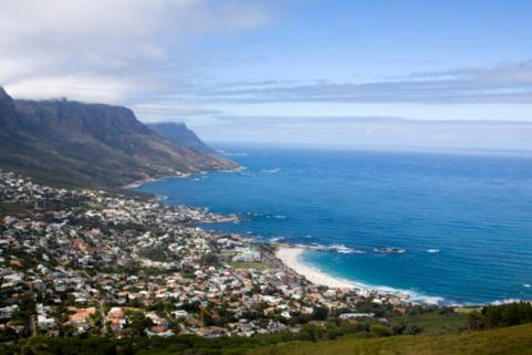Top 10 SUP Spots: South Africa