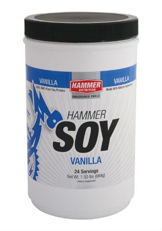 hammer nutrition soy protein powder