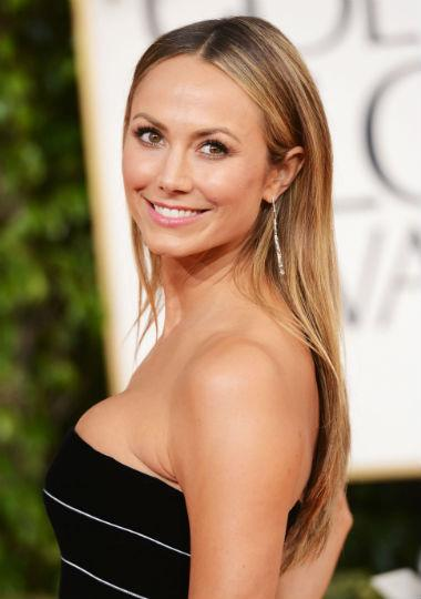 Stacy Keibler Golden Globes 2013