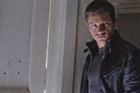 Jeremy Renner - The Bourne Legacy