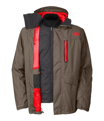 The North Face Houser Triclimate Jacket