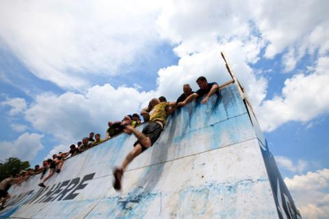 Tough Mudder adventure races