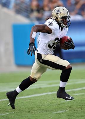 Travaris Cadet New Orleans Saints