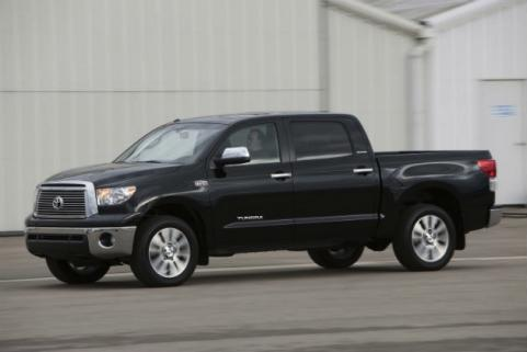 toyota tundra crewmax platinum