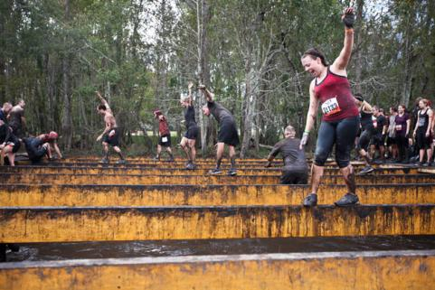 Tough Mudder Twinkle Toes Florida