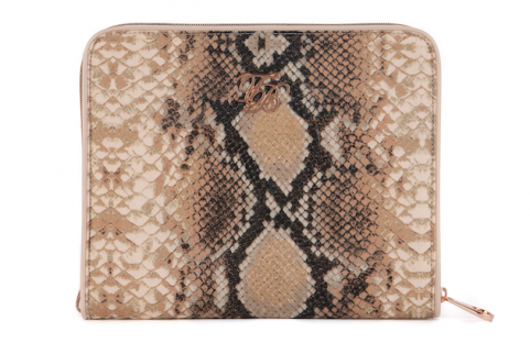 Snakeskin ipad case