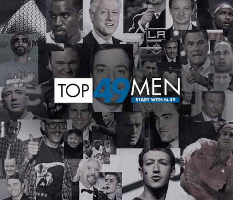 Askmen.com's 49 most influential men