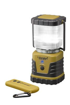 Eureka!'s Warrior 230 camp lantern