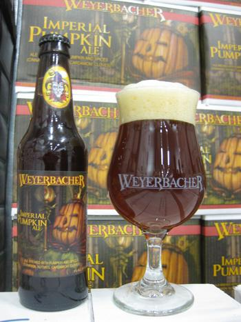 Weyerbacher Imperial Pumpkin Ale