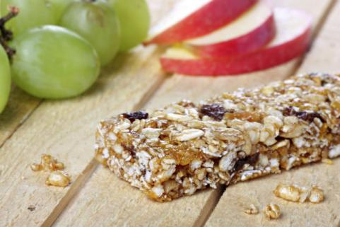 whole grain energy bar