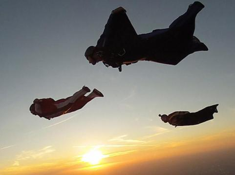 wingsuit flying, Florida