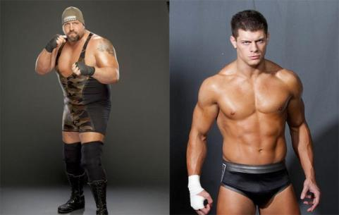 Big Show vs. Cody Rhodes