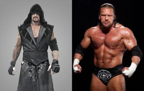 Undertaker vs. Triple H