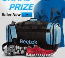 The Great Reebok Giveaway