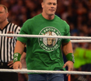John Cena in the ring