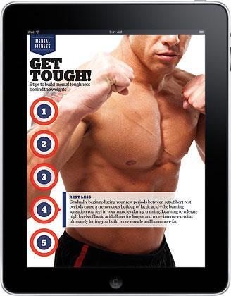 Complete Sports Training iPad App