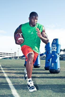 Andre Johnson Workout