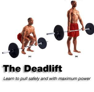 The Deadlift