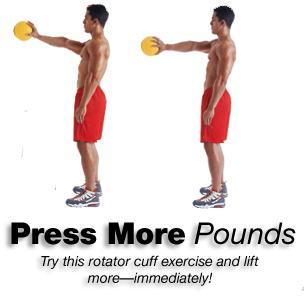 Press More Pounds