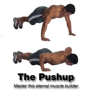The Pushup