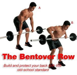 The Bentover Row