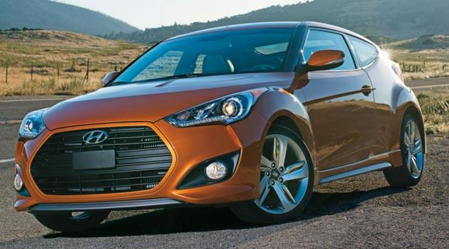 Test Drive: Hyundai Veloster Turbo