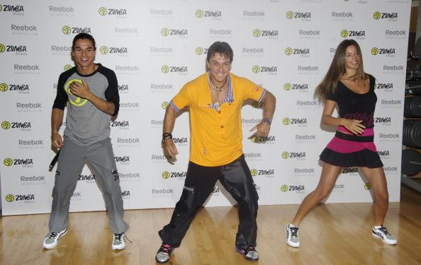 Beto Perez, the inventor of Zumba fitness